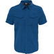 The North Face M's Sequoia S/S Shirt Shady Blue